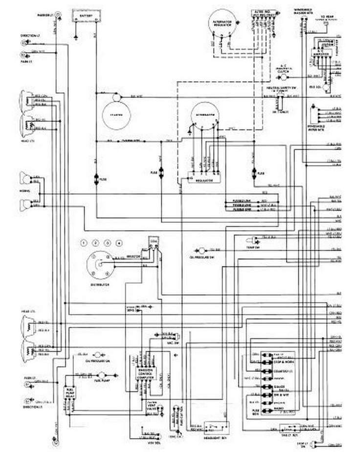 Download 1993 Ford F 150 Parts Diagram Wiring Diagram