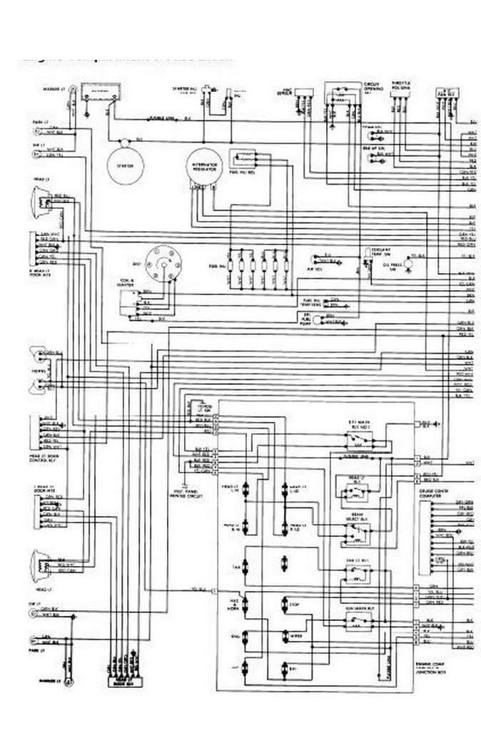 Download 1992 Ford 460 Engine Diagram Wiring Diagram