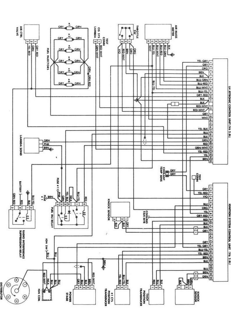 Download 1991 Toyota Wiring Diagram Wiring Diagram
